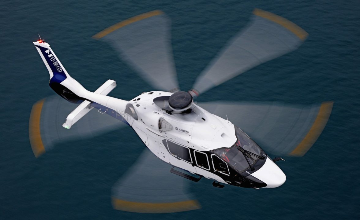 H160 Airbus Helicopter