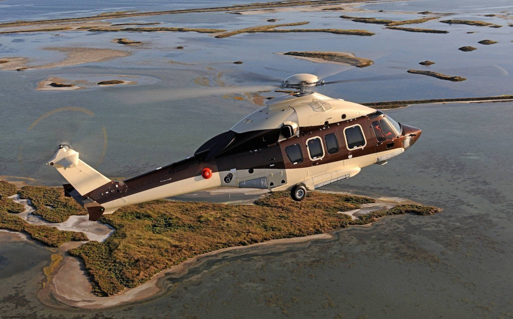 H175 version VIP - Airbus Helicopters