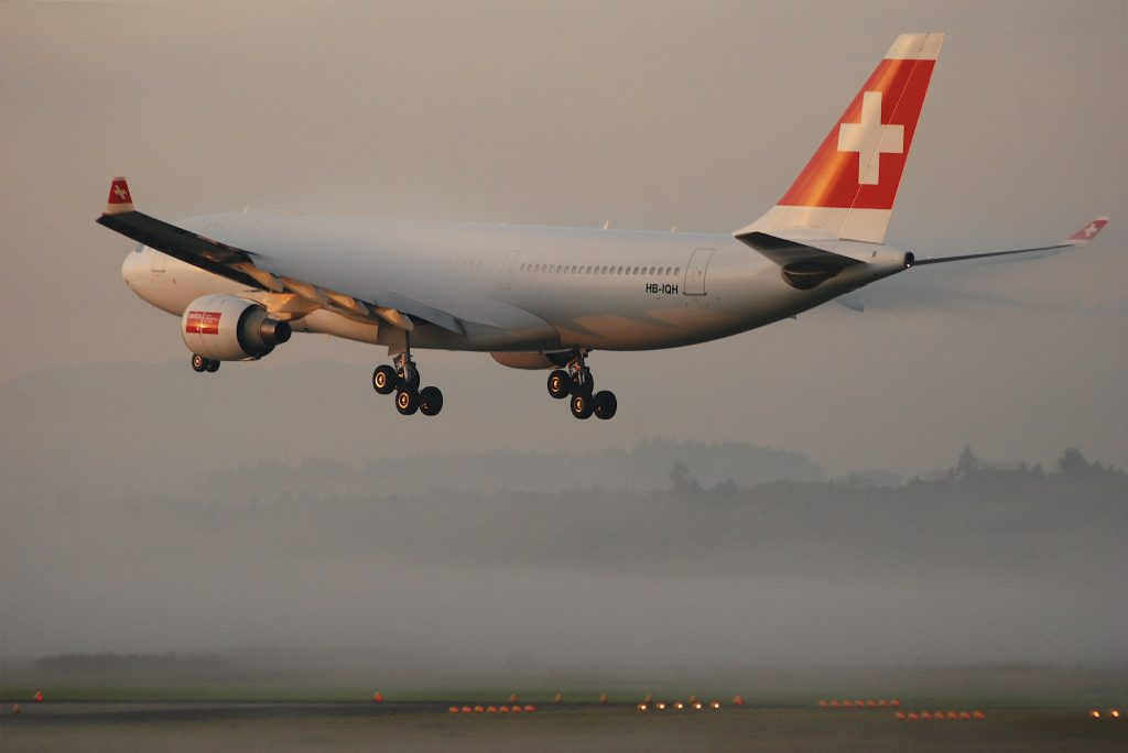 Swiss Airbus A330-200