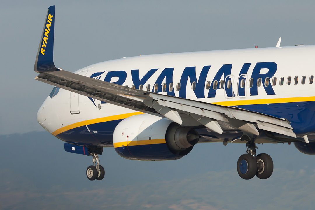 Ryanair Boeing 737-8AS EI-DAR cn 33552/1371