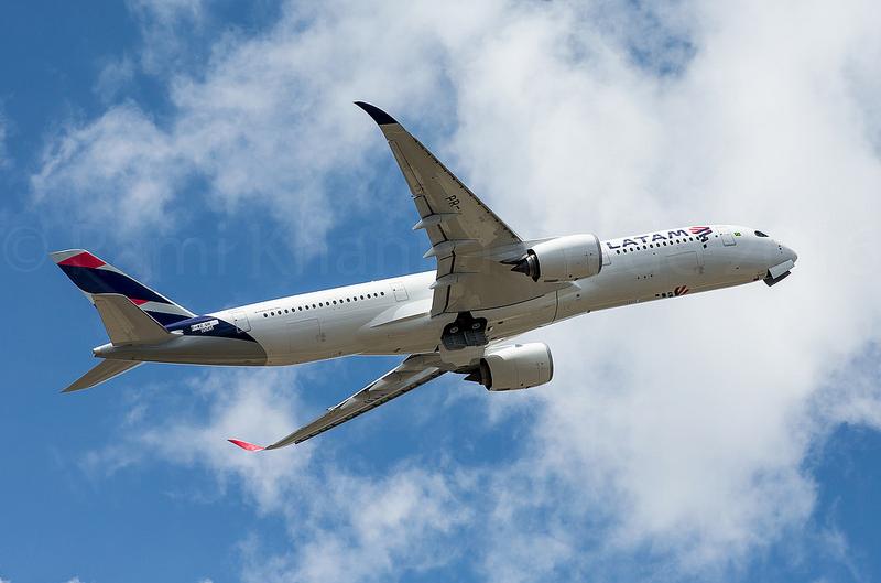 A350 LATAM par Rami Khanna-Prade