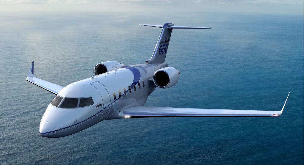 Challenger 650 - Bombardier Avions d'affaires