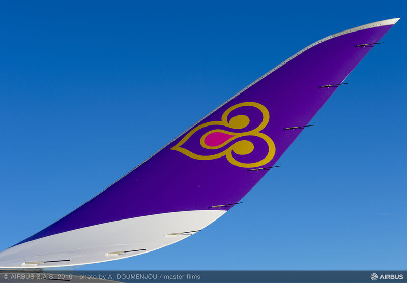 A350 Thai Airways - Airbus