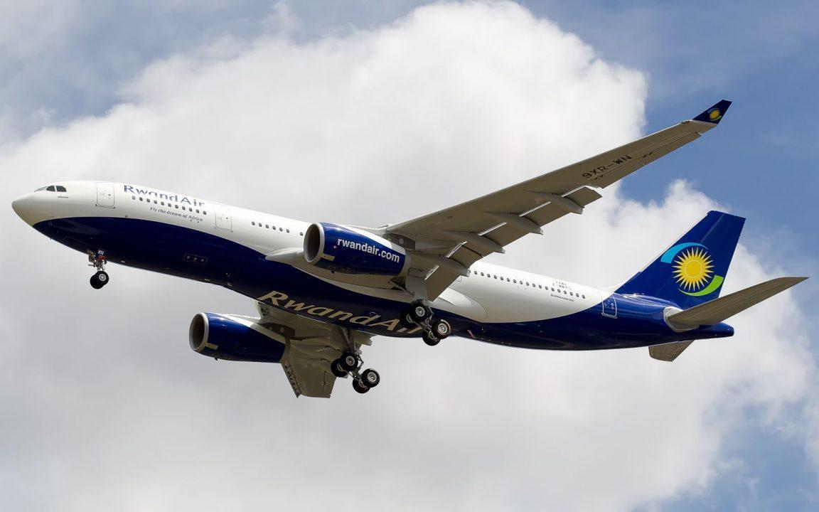 Airbus A330-200 RwandAir