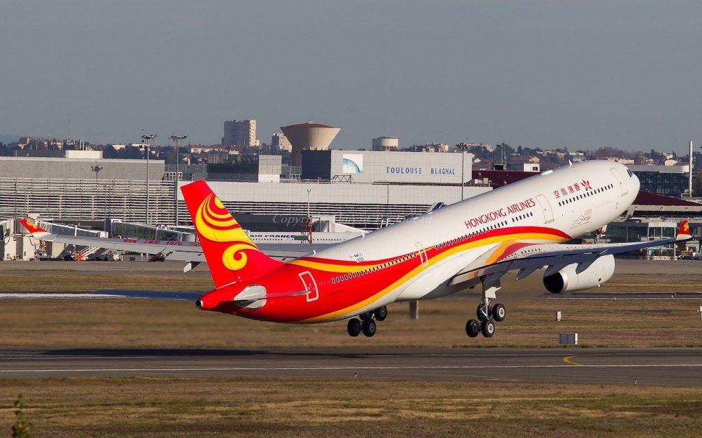 Airbus A330-300 Hong Kong Airlines