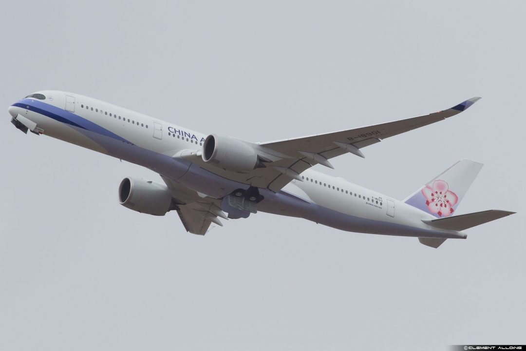 A350-900 China Airlines