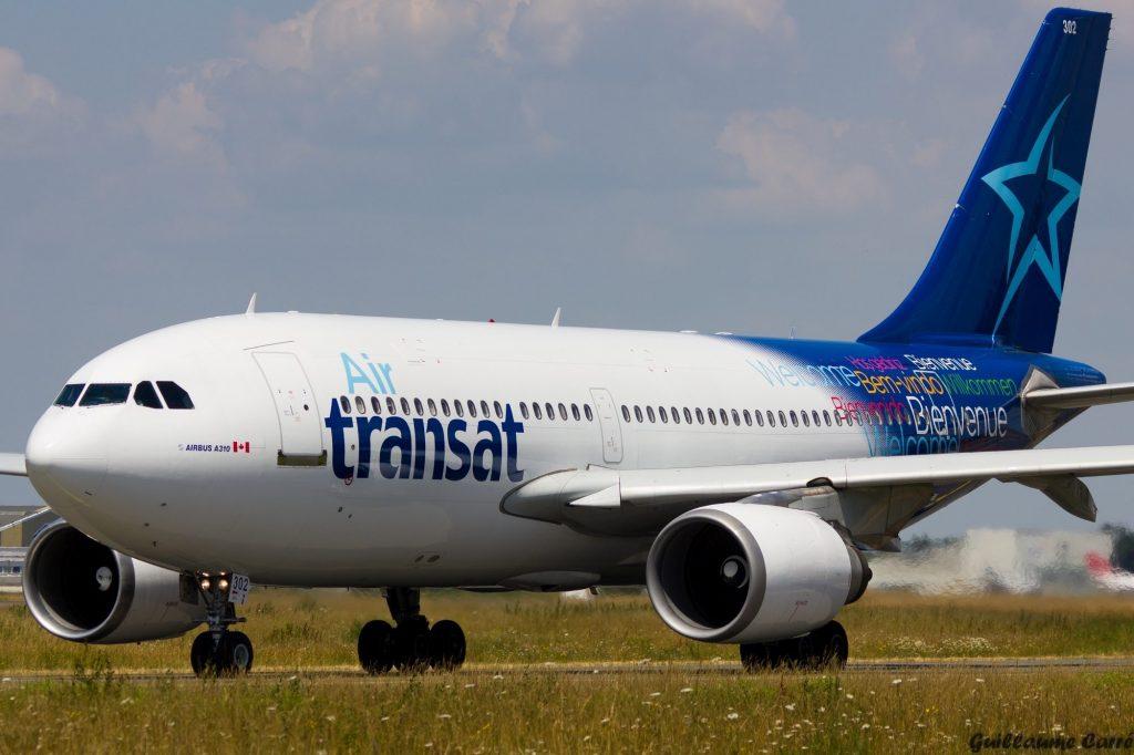 Airbus A310 Air Transat