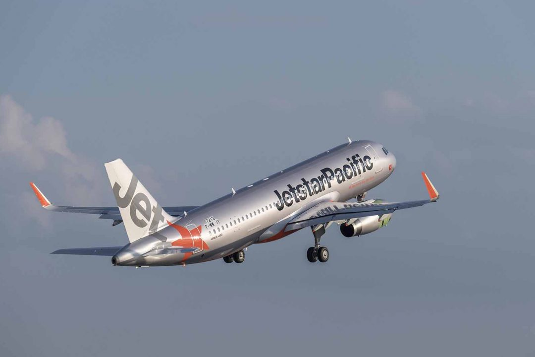 A320 JetStar Pacific - Airbus
