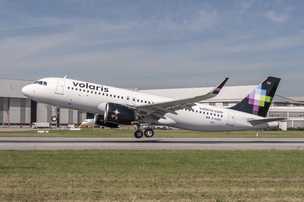 L'Airbus A320neo Volaris