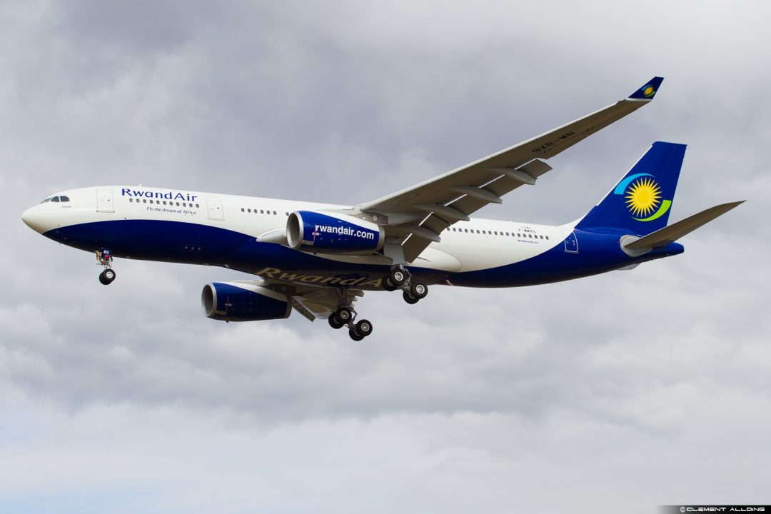 Airbus A330-200 Rwandair clement alloing