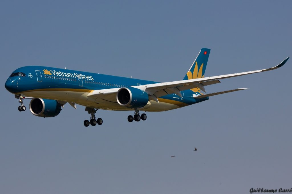 A350-900 Vietnam Airlines