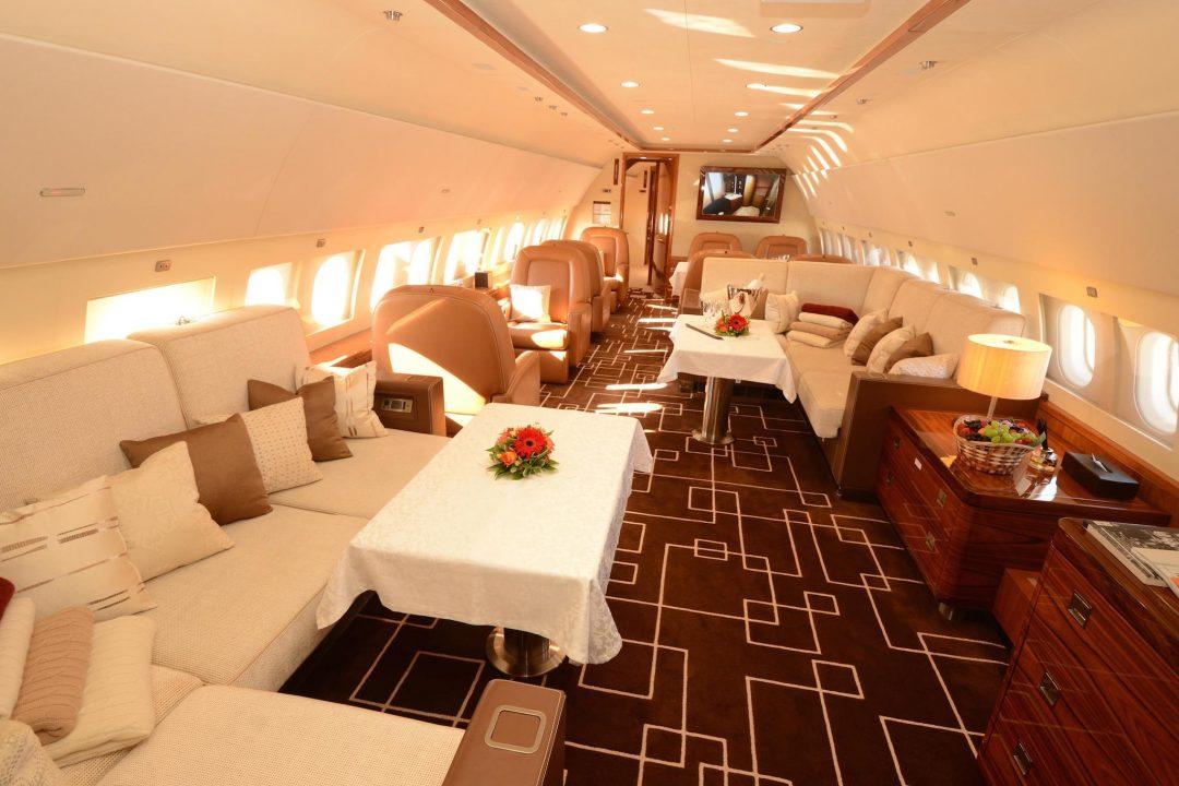 ACJ319 - Airbus