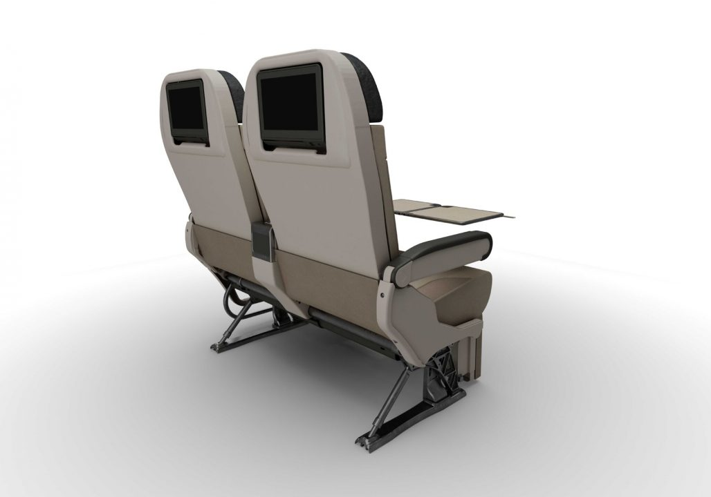 Siège Classe Confort Austral Boeing 777-300 Air Austral