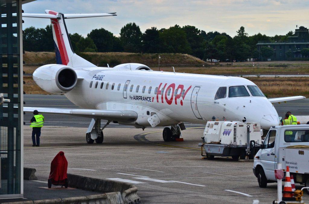 Embraer 145 HOP! - AAF