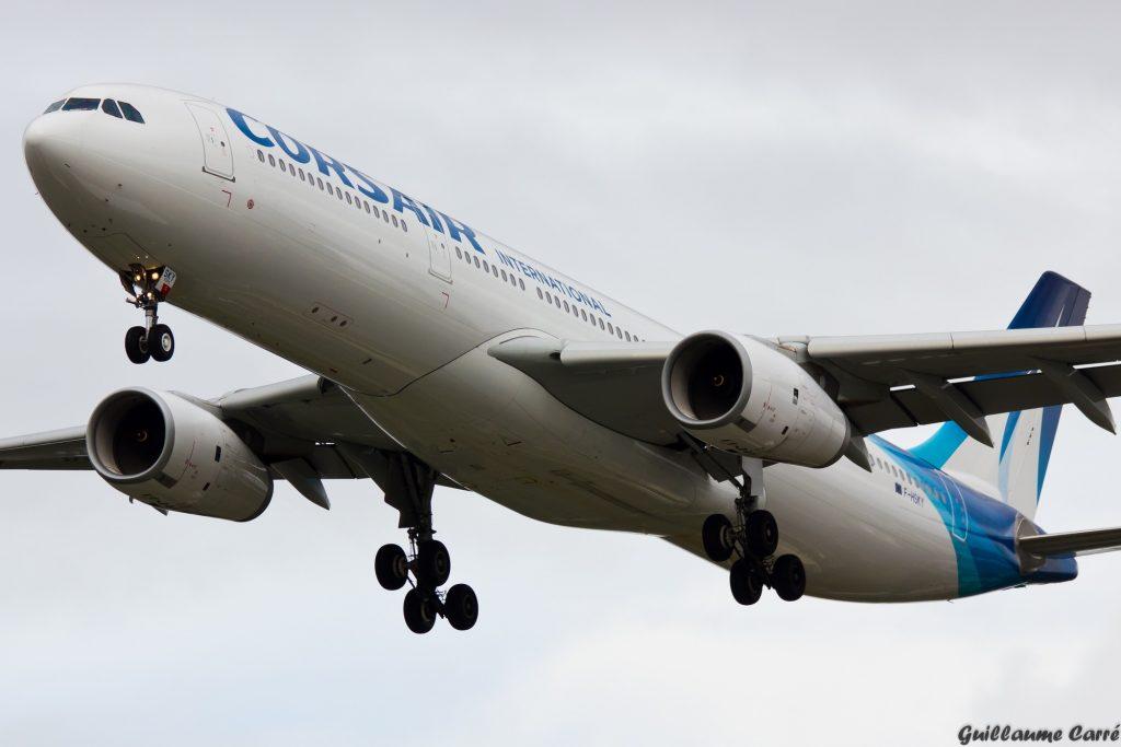 Corsair Airbus A330