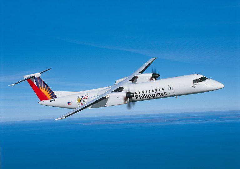 Bombardier Q400 Philippine Airlines