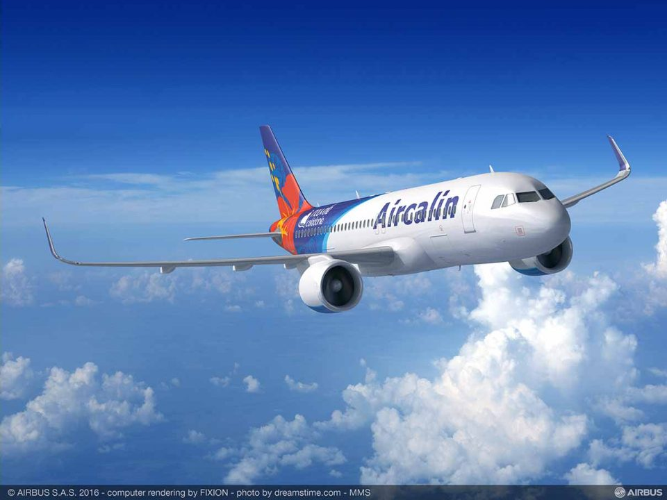 Airbus A30neo Aircalin