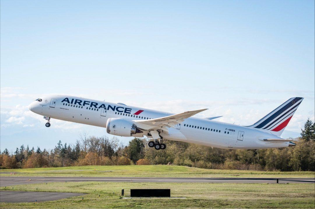 Air France F-HRBA Boeing 787