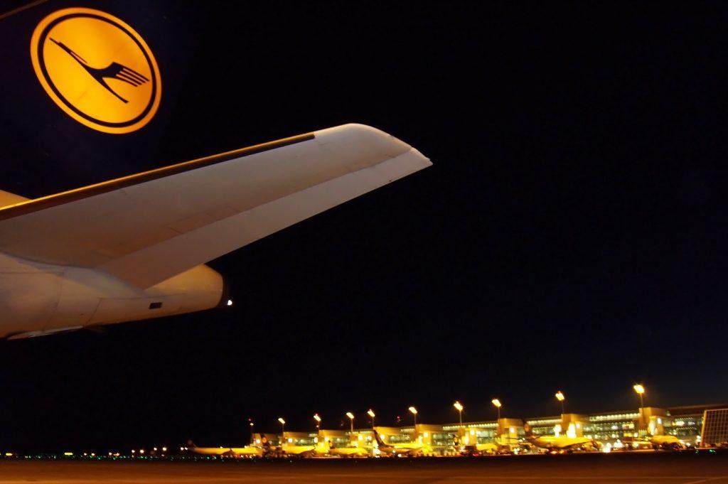 Lufthansa dérive
