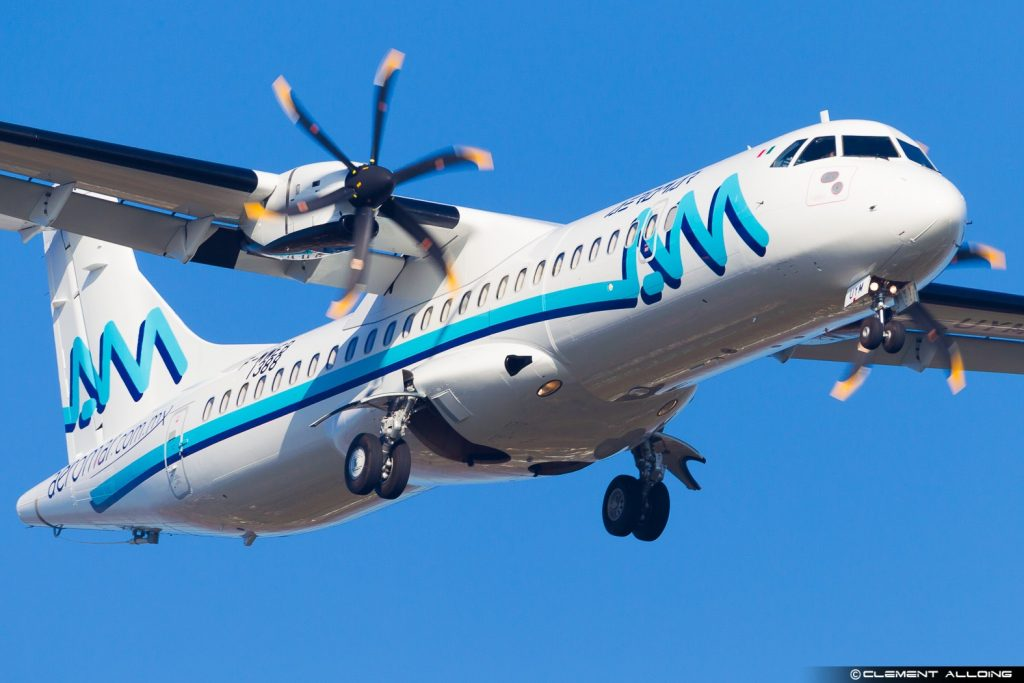 Aeromar ATR 72-600 (72-212A) cn 1388 F-WWEB // XA-UYM
