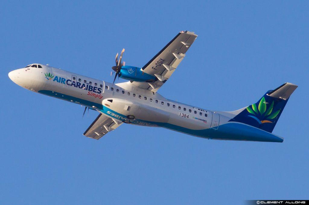 ATR 72 - Air Caraïbes
