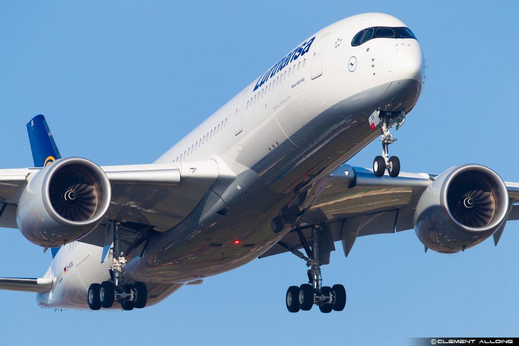 Lufthansa Airbus A350-941 cn 074 D-AIXA