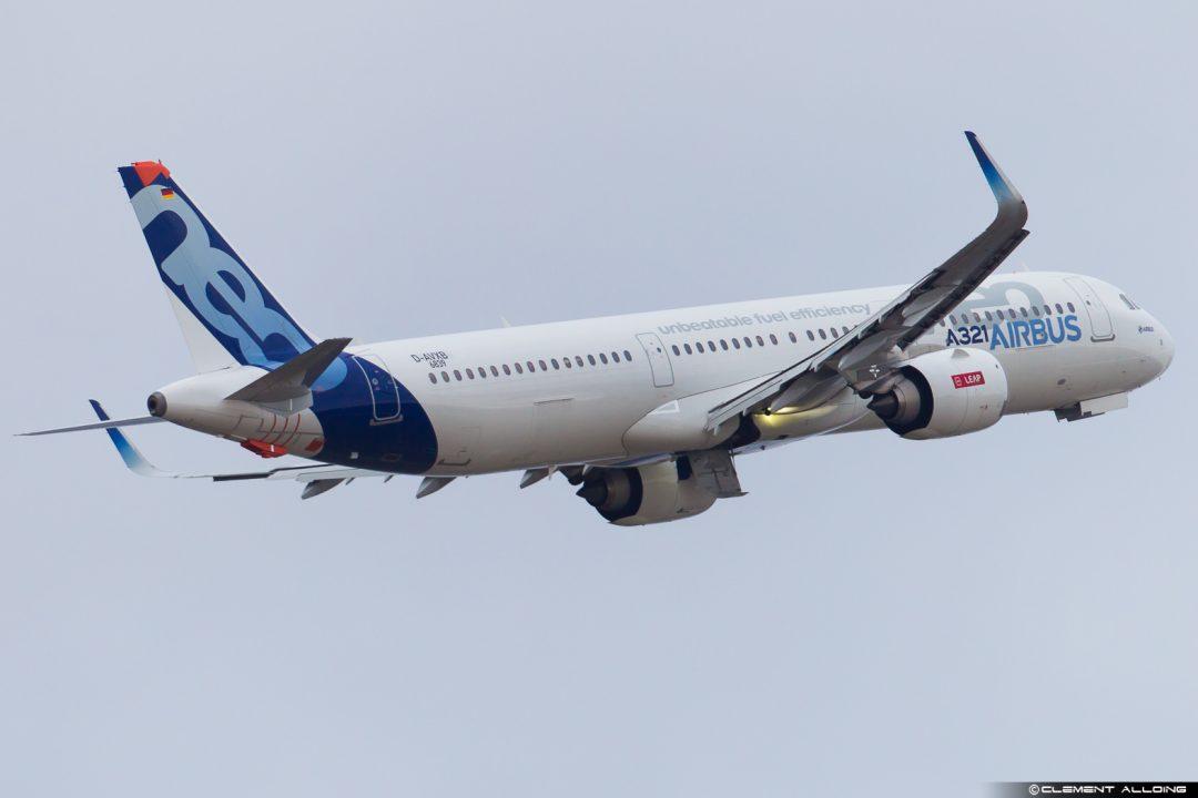 A321neo P&W par Clément Alloing