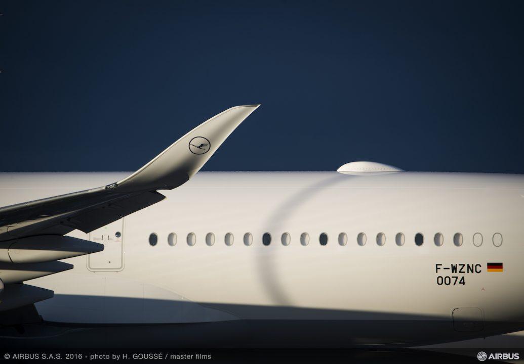 A350 Lufthansa D-AIXA