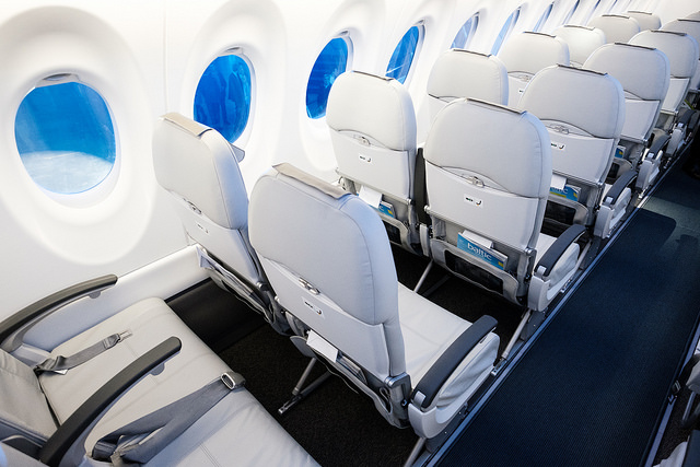 Bombardier CS300 d'airBAltic