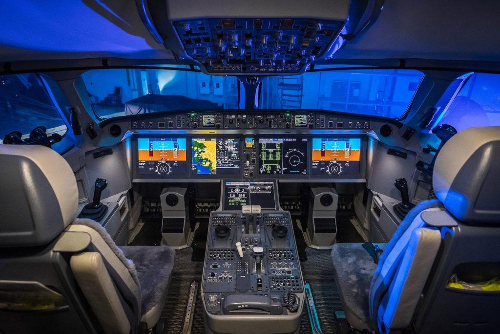 Cockpit du CS300
