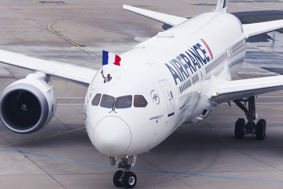 Boeing 787 Air France