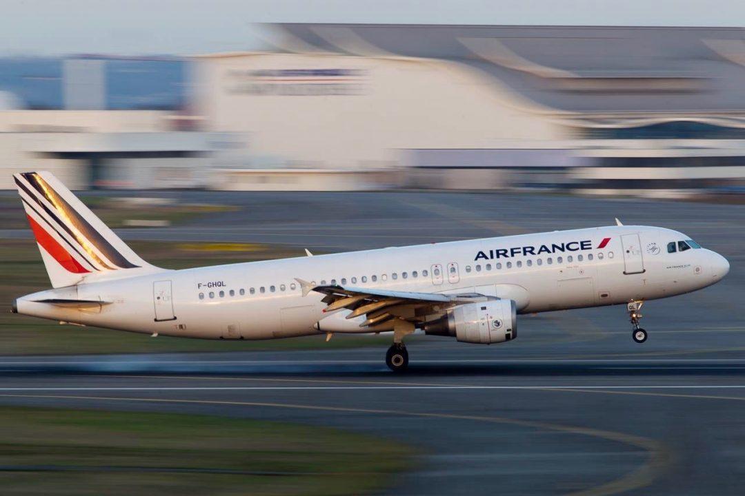 Air France - Airbus A320