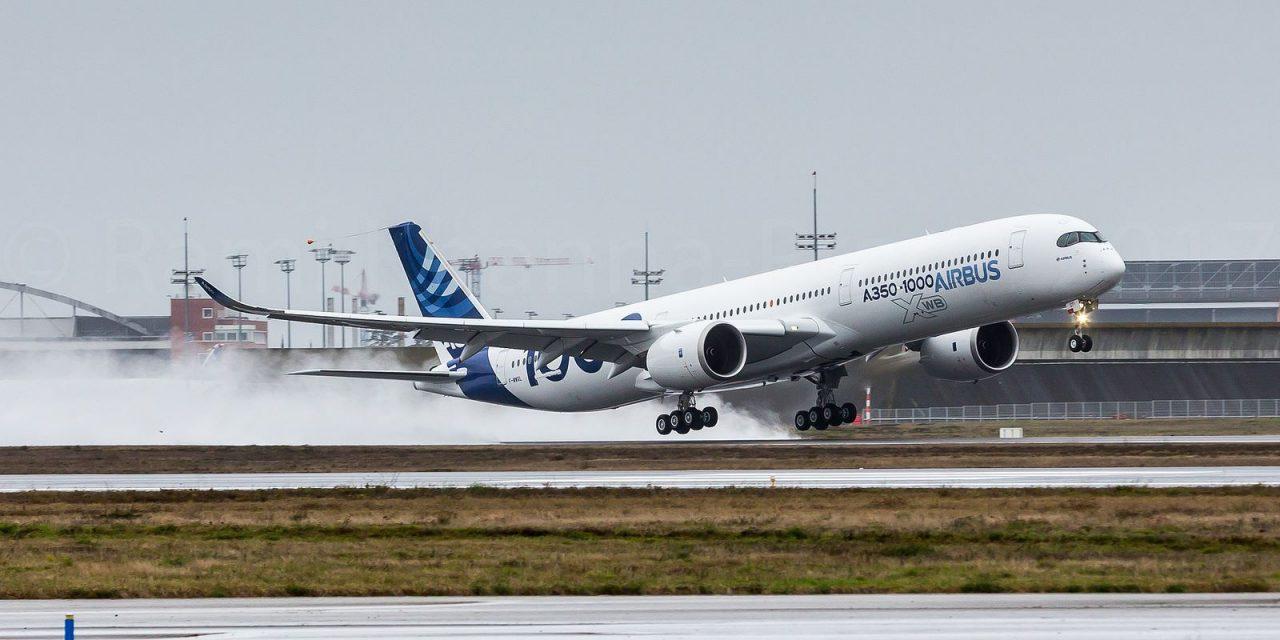 Airbus A350-1000 F-WWXL / MSN 71