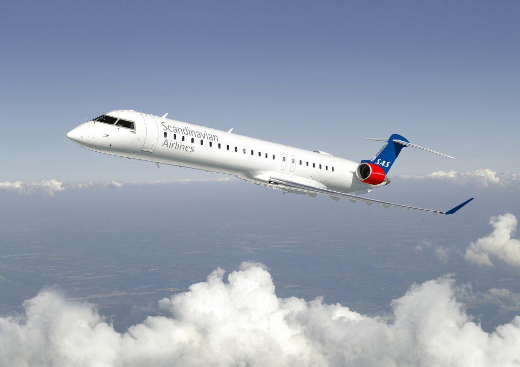 Bombardier CRJ900 - SAS