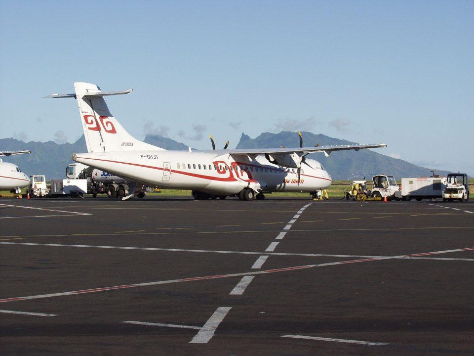 ATR72 Air Tahiti
