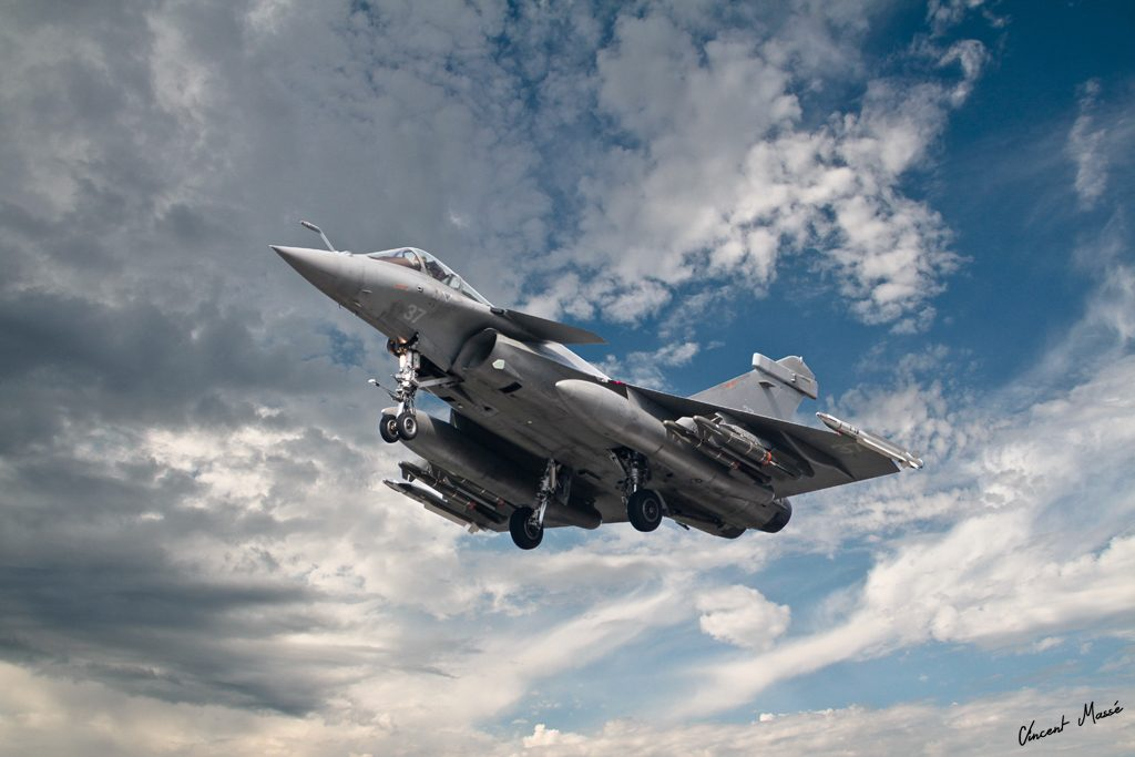 Rafale M Dassault Aviation de la Marine Nationale Française