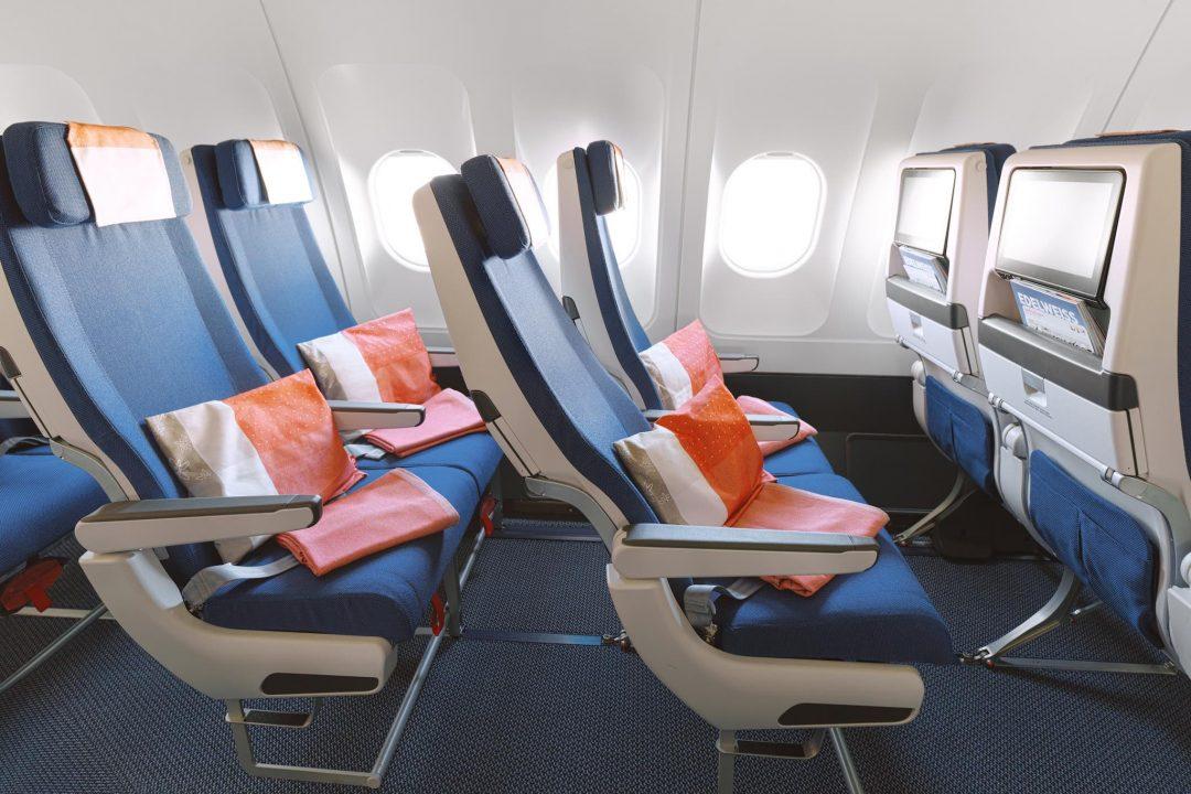 Edelweiss cabine EconomyMax