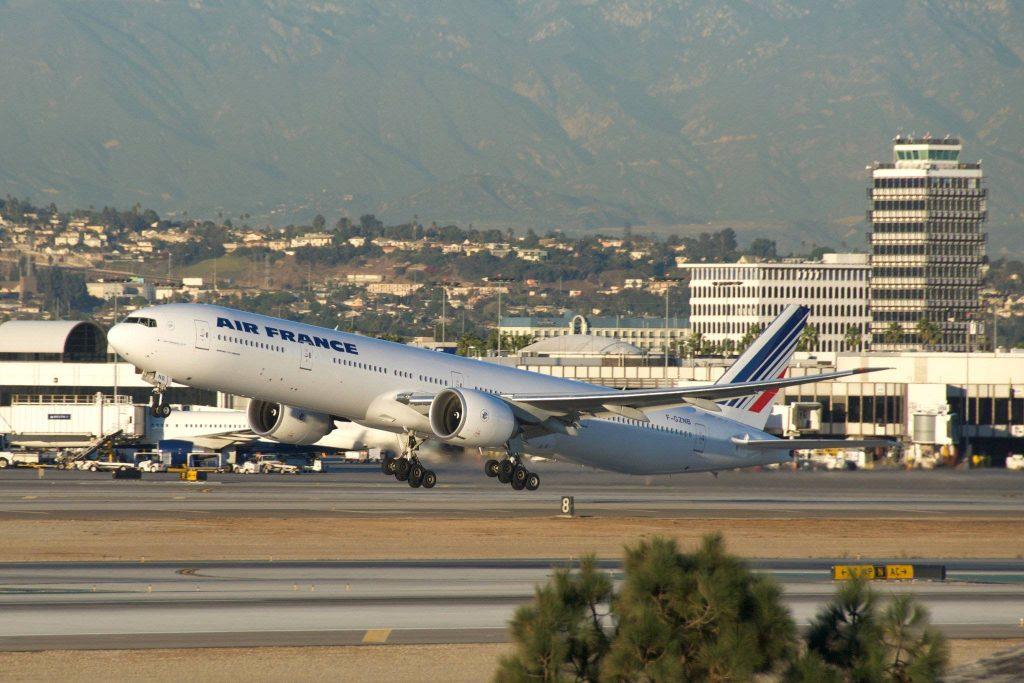 Air France Boeing 777-300ER F-GZNB