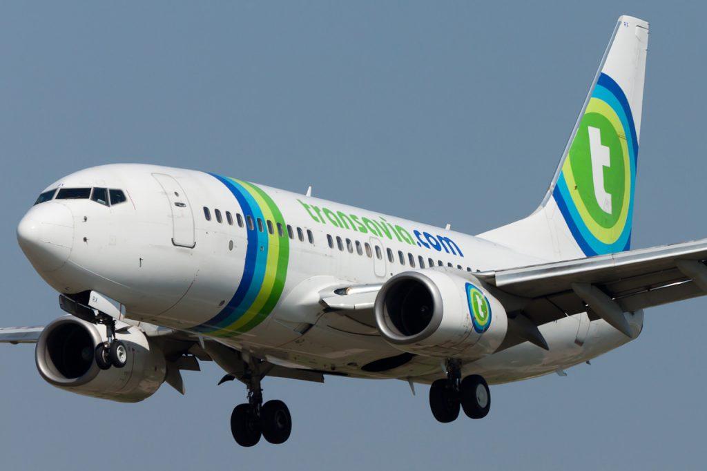 Transavia Airlines Boeing 737-7K2 PH-XRX cn 33464/1299