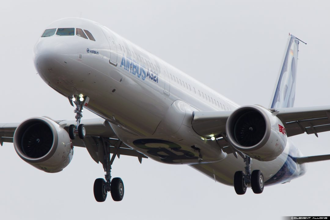 A321neo LEAP : D-AVXB Airbus Industrie Airbus A321-251n(WL) - cn 6839