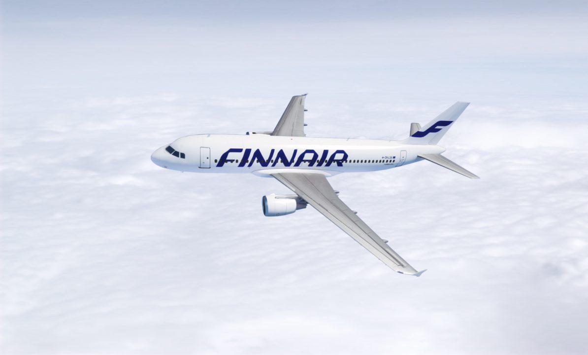 Airbus A320 Finnair