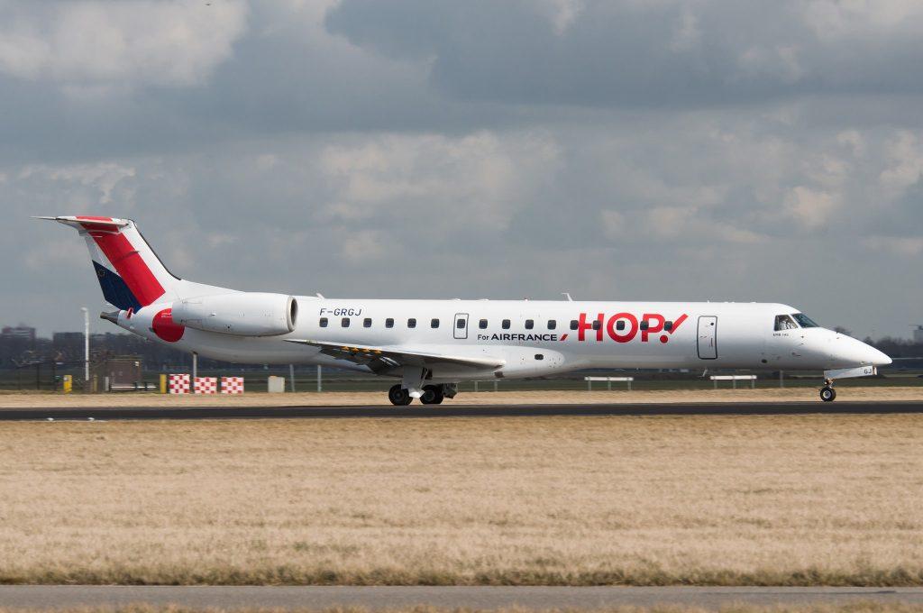 F-GRGJ - Embraer 145 HOP! Air France