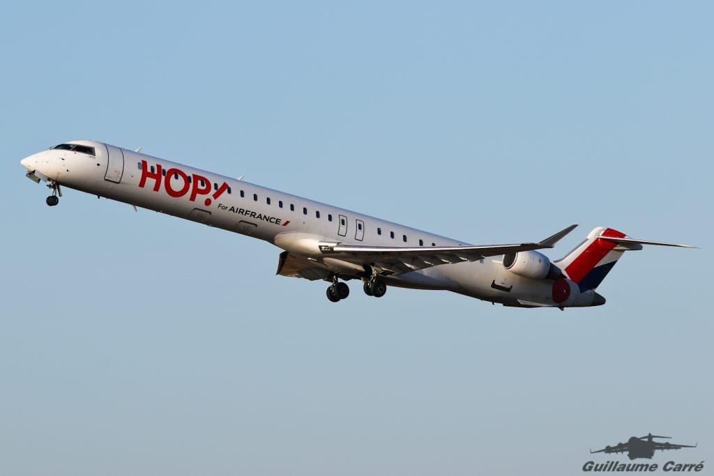 F-HMLJ CRJ1000 Hop!