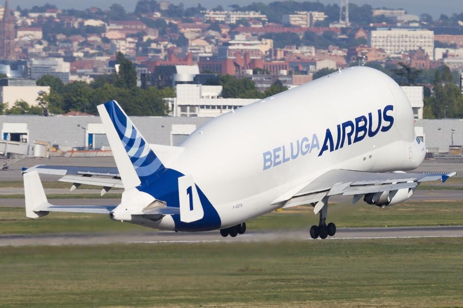 Airbus A300-605 ST Beluga, F-GSTA