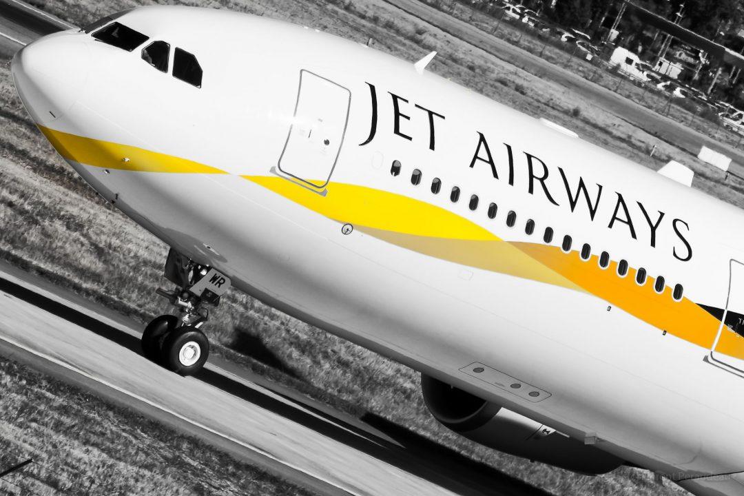 Airbus A 330 300 Jet Airways, msn 1351
