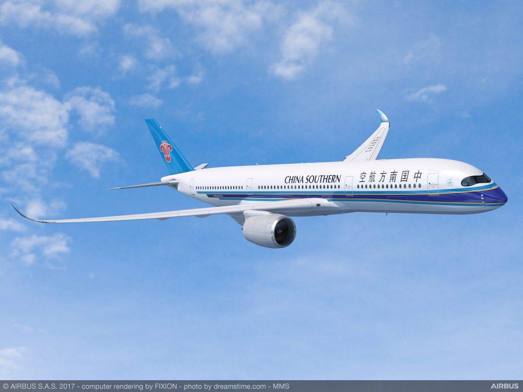 China Southern A350-900