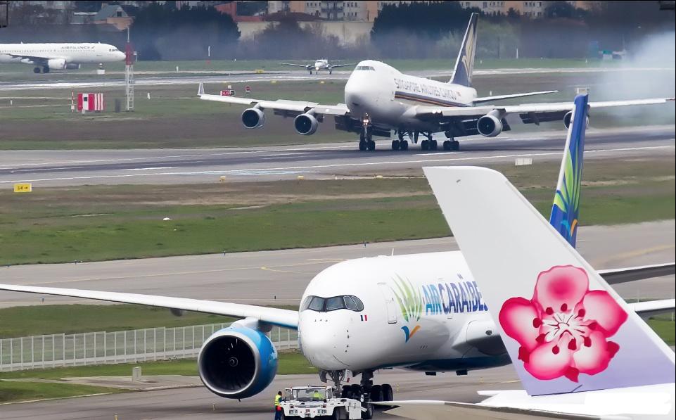A350Air Caraïbes