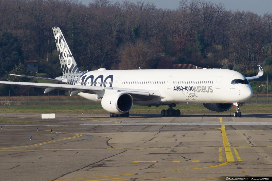 Airbus Industrie Airbus A350-1041 cn 065 F-WLXV