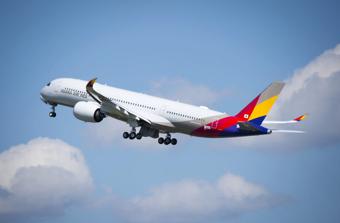 A350 Asiana Airlines
