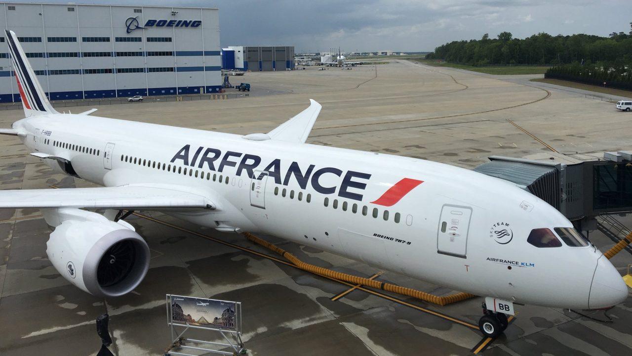 Air France F-HRBB Boeing 787